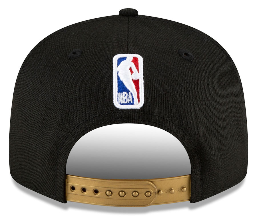 jordan-1-high-black-gold-atlanta-hawks-city-edition-new-era-snapback-cap-4