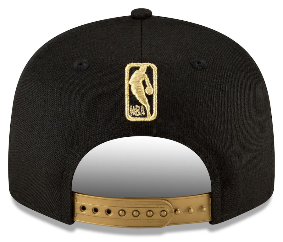 jordan-1-high-black-gold-atlanta-hawks-city-edition-new-era-snapback-hat-4