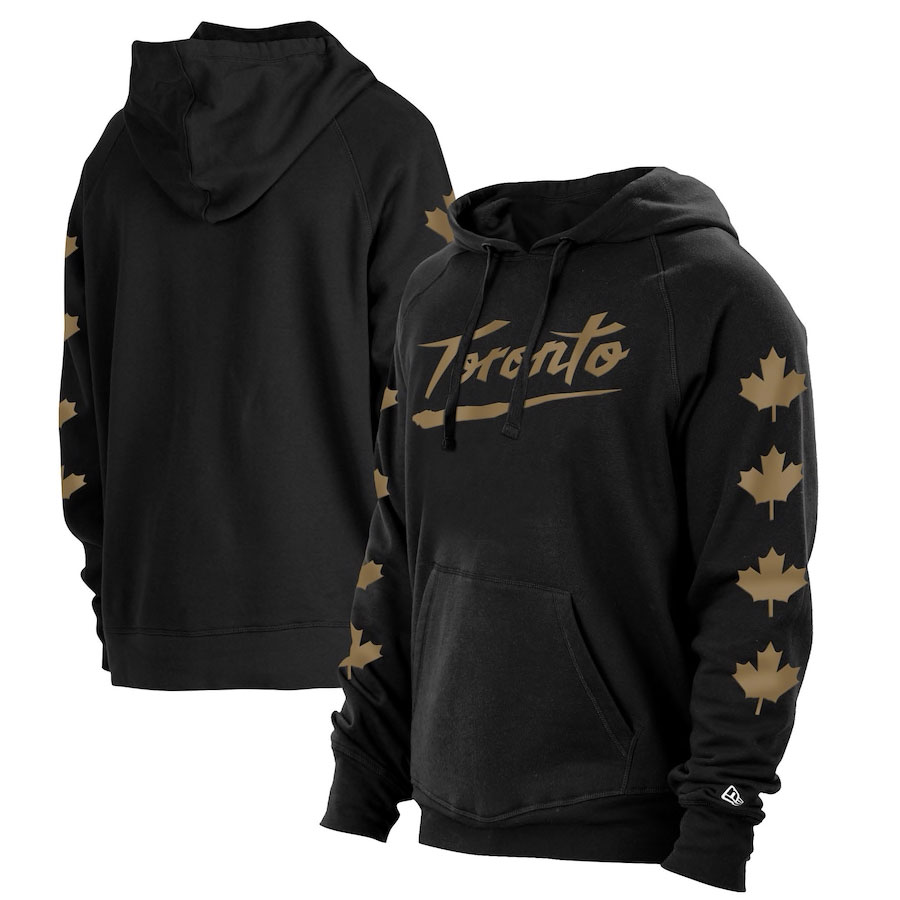 jordan-1-high-black-gold-toronto-raptors-new-era-city-edition-hoodie