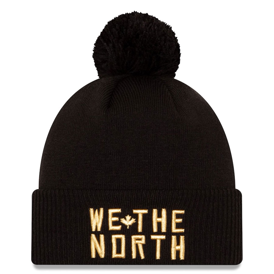 jordan-1-high-black-gold-toronto-raptors-new-era-city-edition-knit-hat-beanie-1