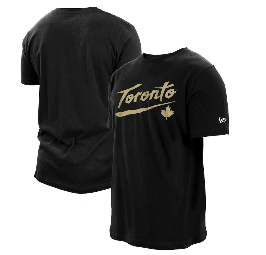 jordan-1-high-black-gold-toronto-raptors-new-era-city-edition-shirt