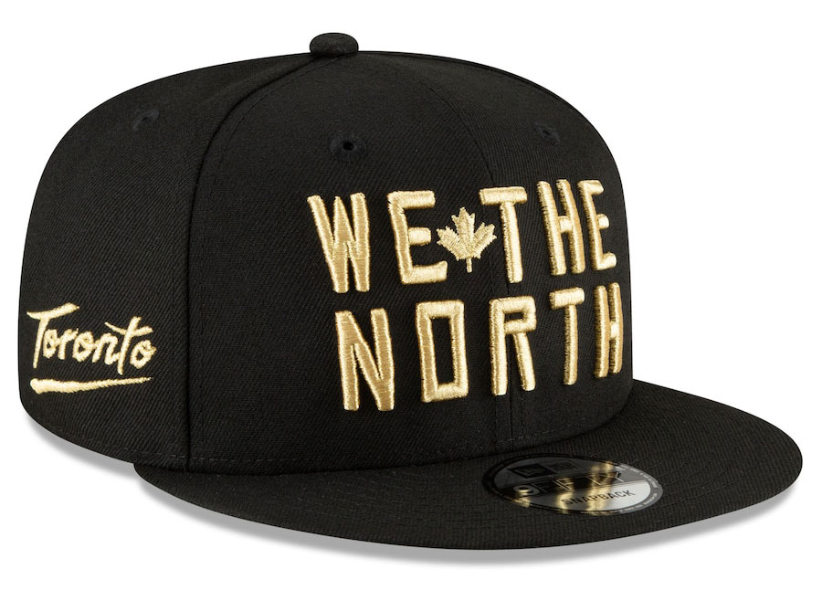 jordan-1-high-black-gold-toronto-raptors-new-era-city-edition-snapback-cap-1