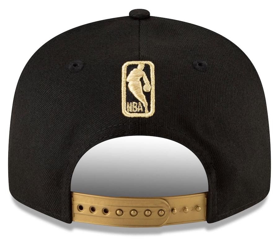 jordan-1-high-black-gold-toronto-raptors-new-era-city-edition-snapback-cap-4