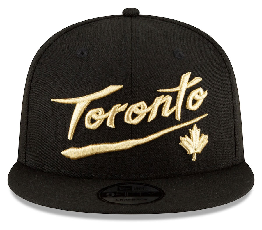 jordan-1-high-black-gold-toronto-raptors-new-era-city-edition-snapback-hat-3