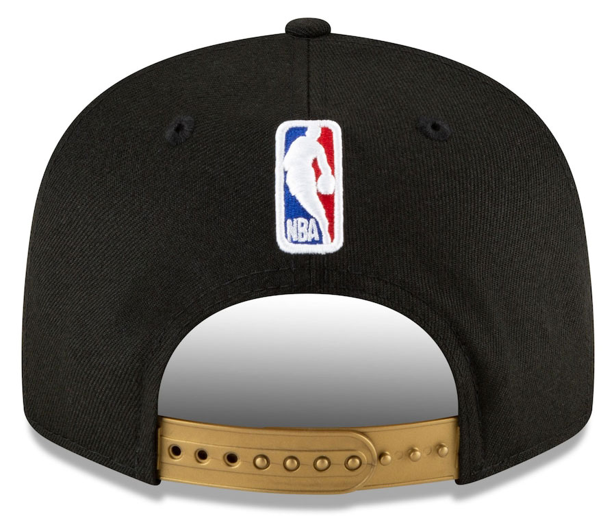 jordan-1-high-black-gold-toronto-raptors-new-era-city-edition-snapback-hat-4