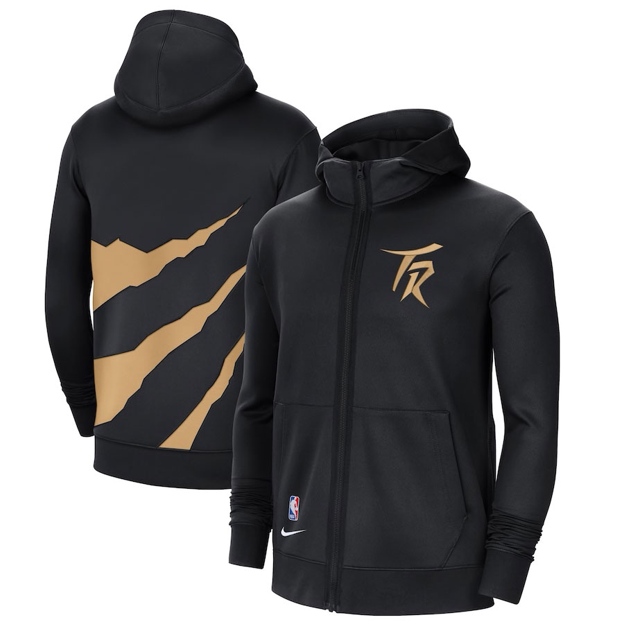 jordan-1-high-black-gold-toronto-raptors-nike-city-edition-zip-hoodie