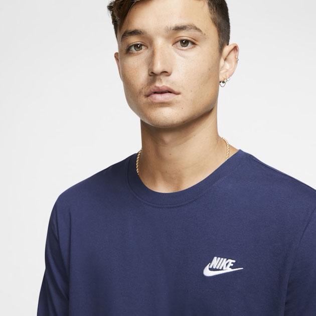 jordan-1-high-midnight-navy-nike-shirt