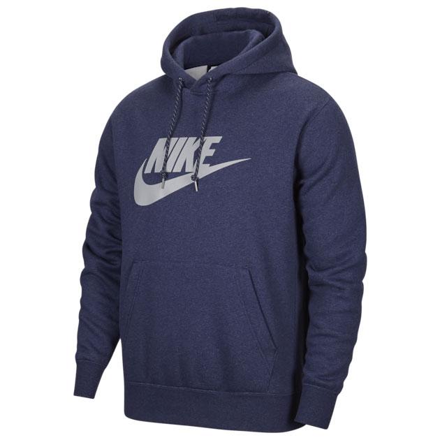 jordan-1-high-midnight-navy-silver-nike-hoodie