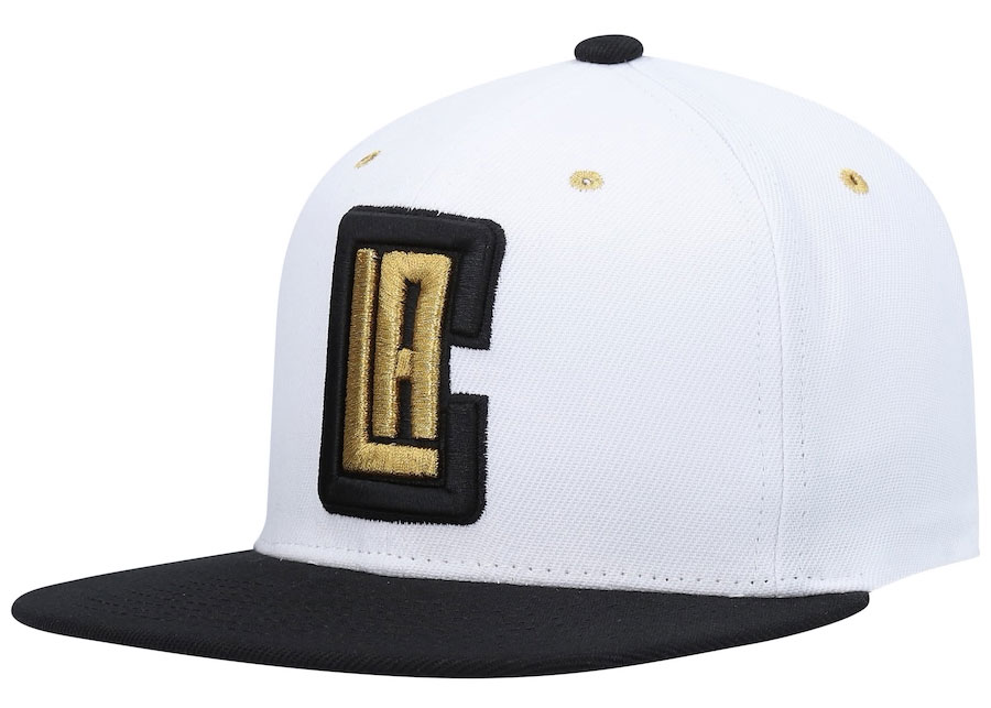 jordan-1-mid-metallic-gold-clippers-hat
