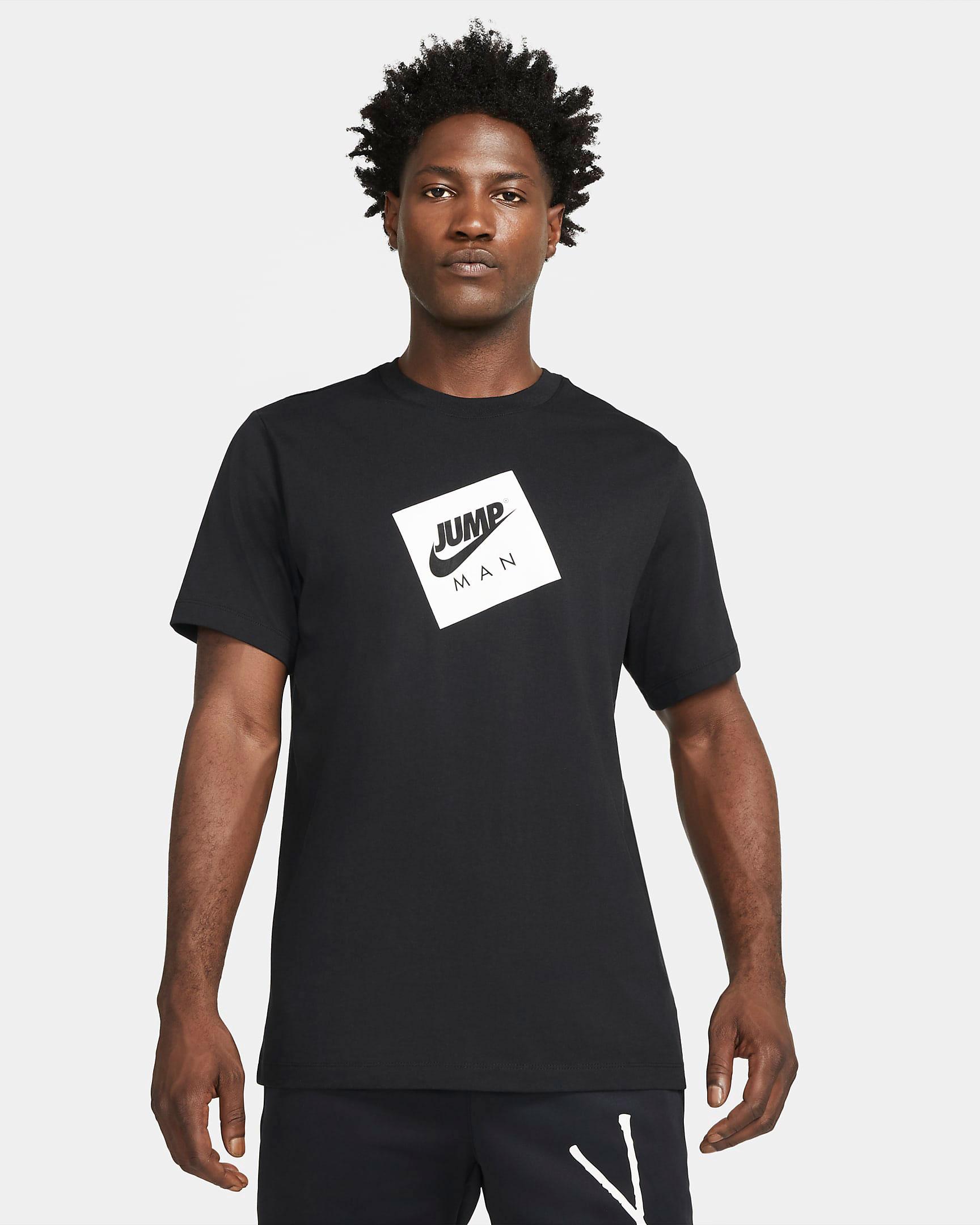 jordan-11-jubilee-black-white-tee-shirt-match