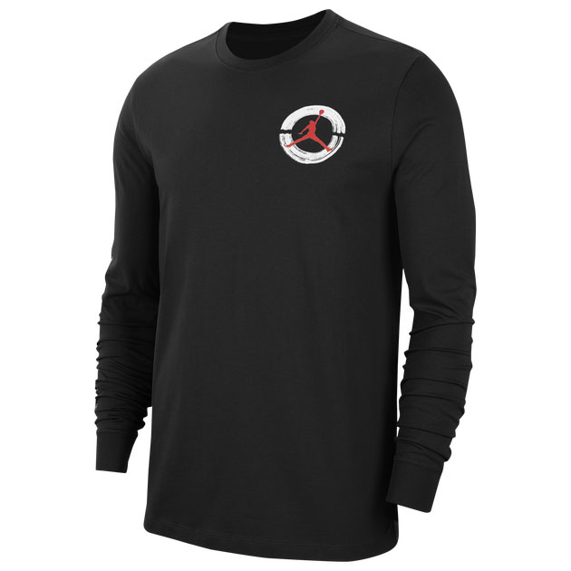 jordan-4-fire-red-long-sleeve-tee