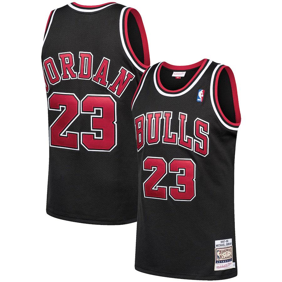 jordan-4-fire-red-michael-jordan-bulls-jersey-black