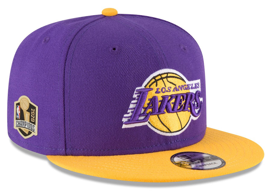jordan-5-what-the-lakers-snapback-hat-match-1