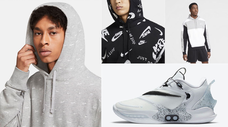 Nike Adapt Bb 2 Oreo Shirts Clothing Outfits Sneakerfits Com