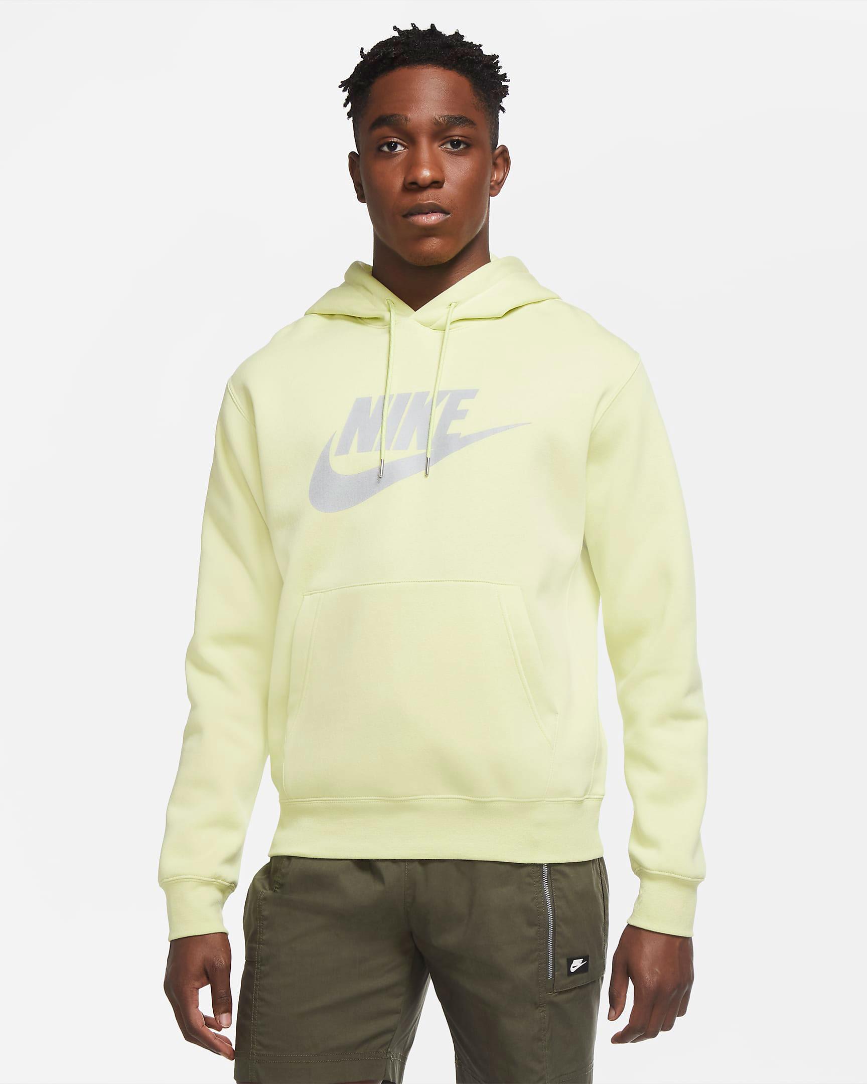nike-air-force-1-orange-skeleton-hoodie-match-glow-green-1
