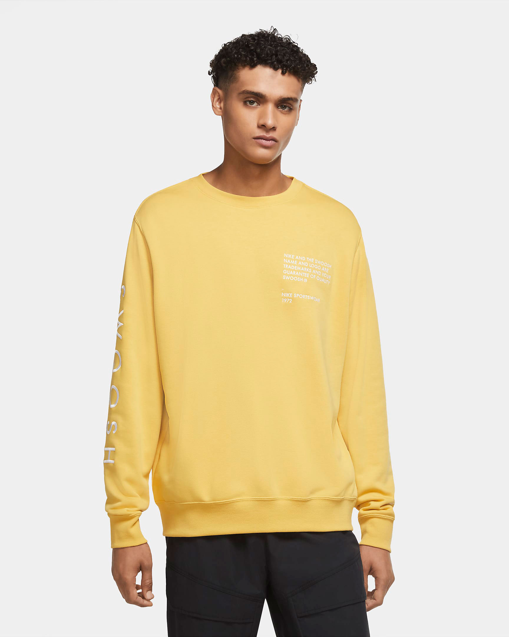 nike-air-max-1-lemonade-yellow-swoosh-sweatshirt