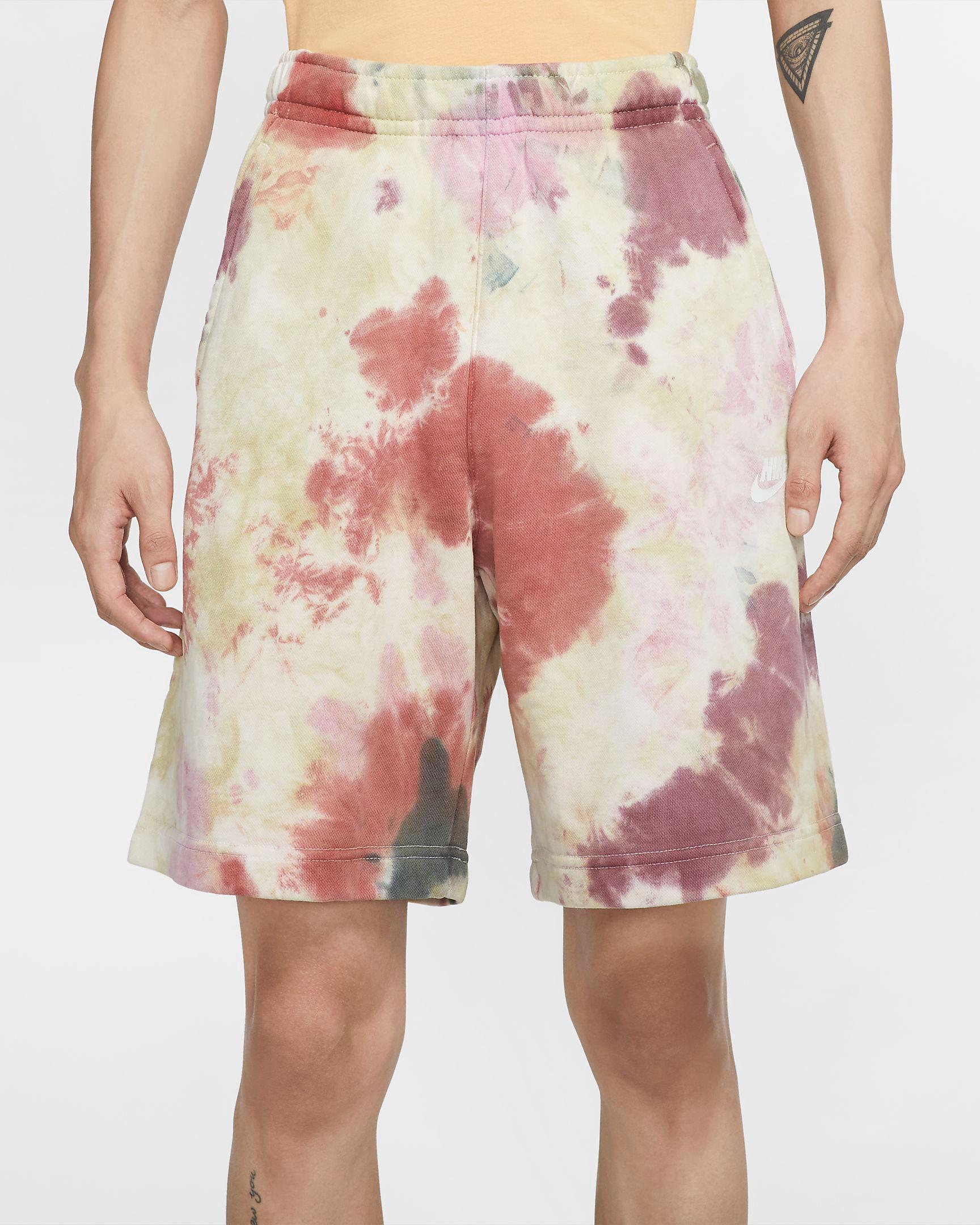 nike-air-max-1-pink-strawberry-lemonade-shorts