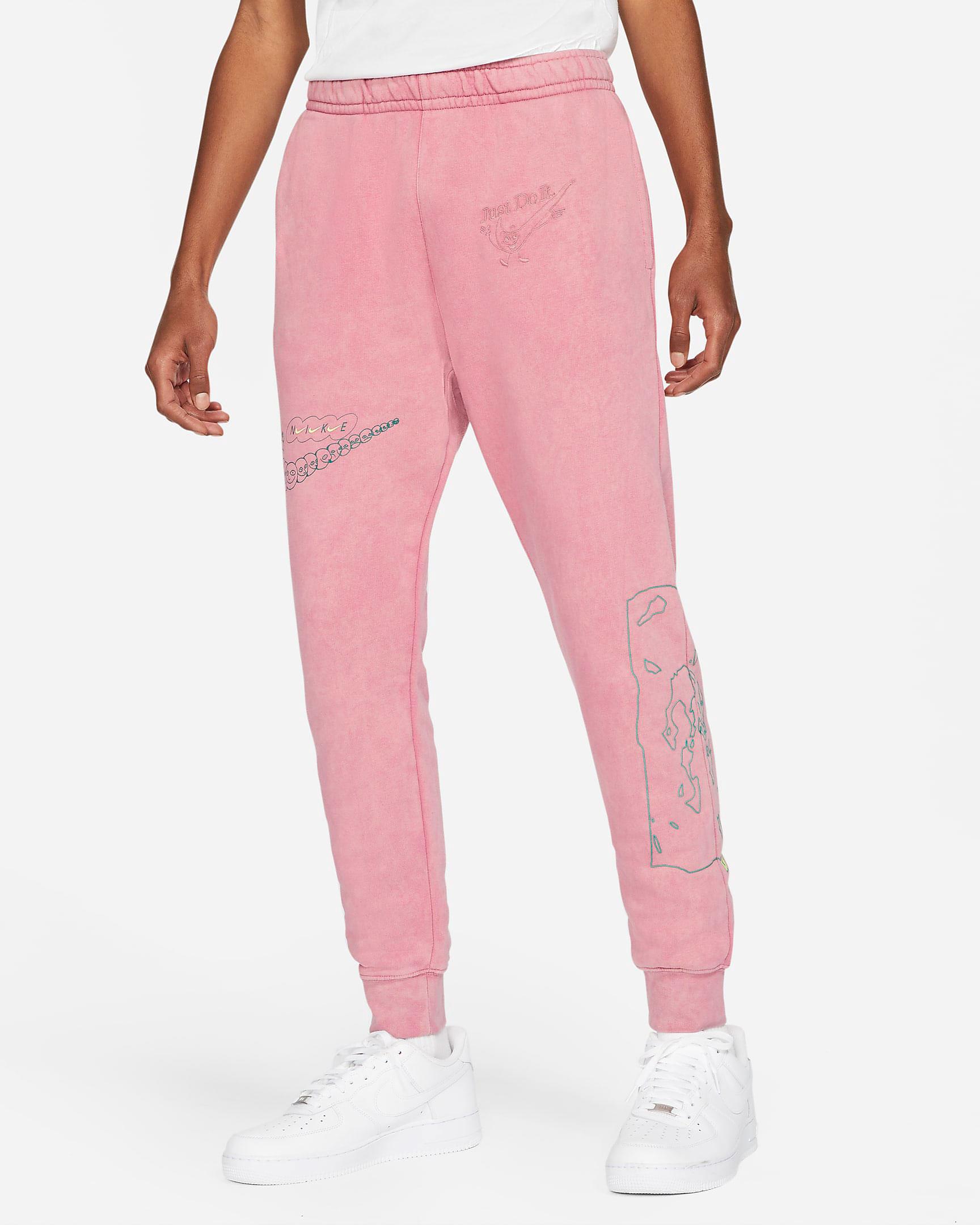 nike-air-max-1-strawberry-lemonade-jogger-pants-1