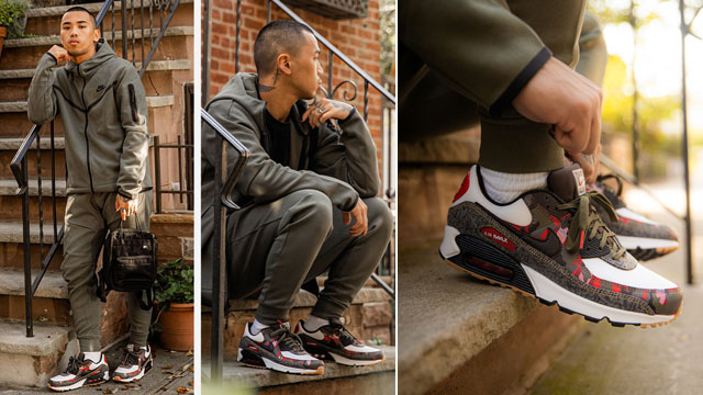 nike-air-max-90-remix-olive-green-apparel-sneaker-outfits