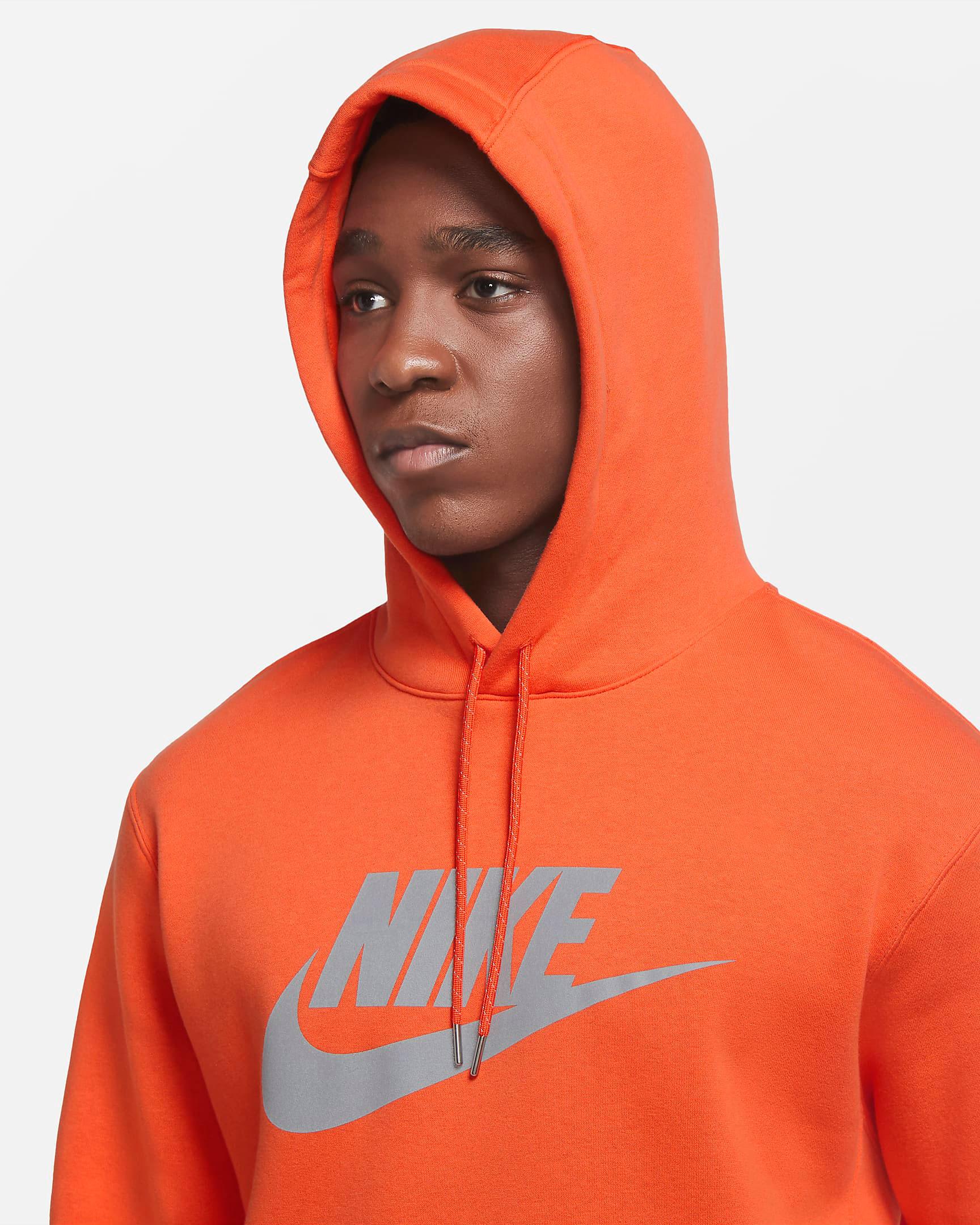 nike-air-reflective-hoodie-orange-silver-1