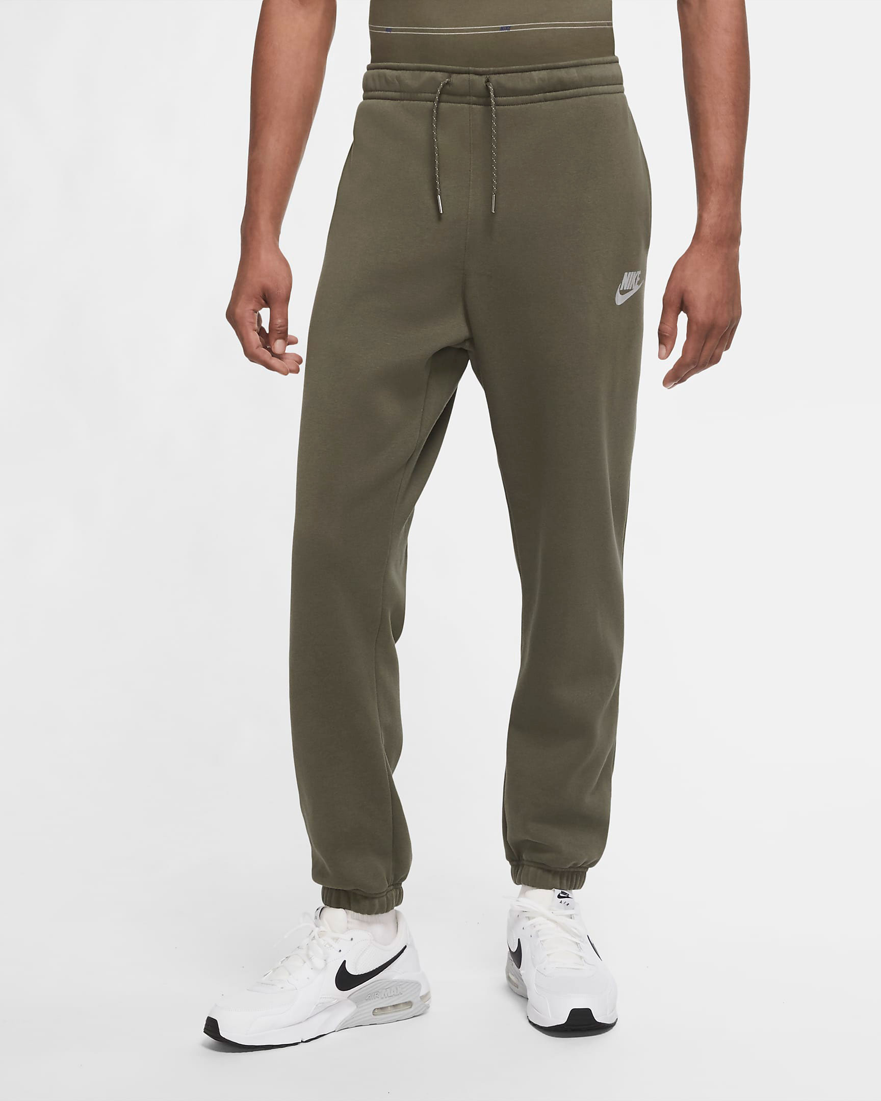 nike-club-fleece-twilight-marsh-green-reflective-jogger-pants