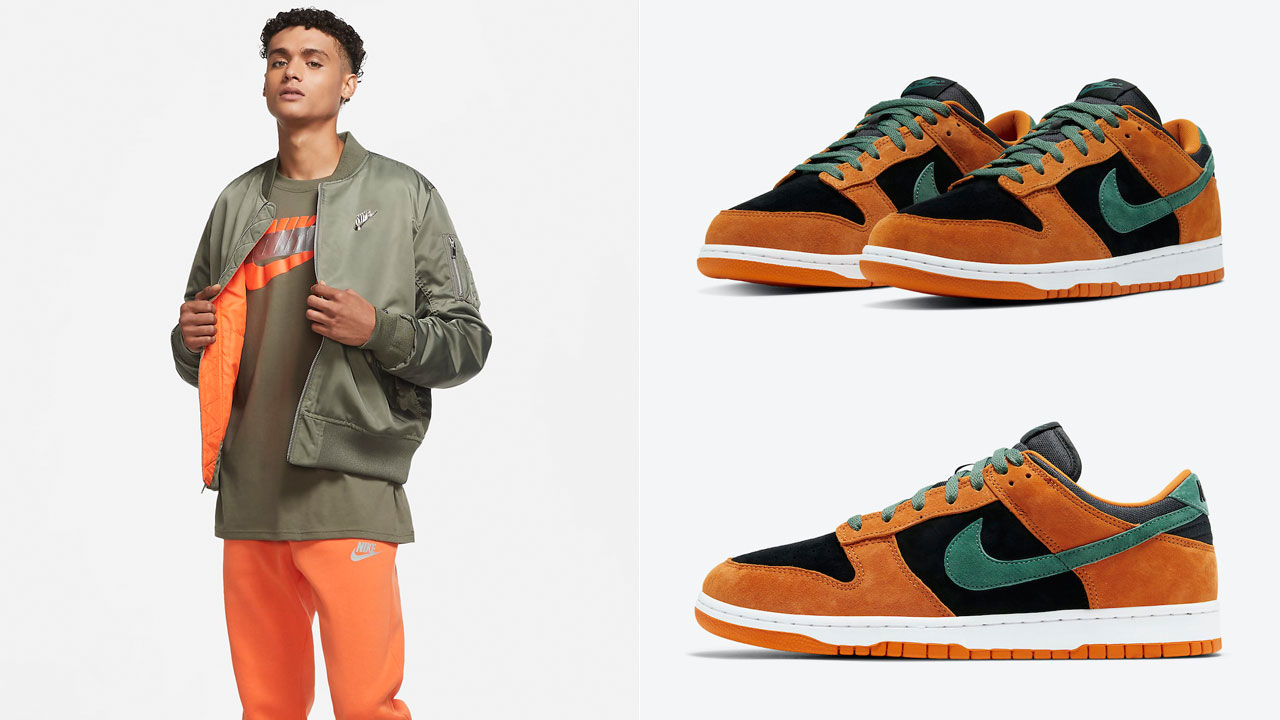 nike-dunk-low-ceramic-matching-outfit