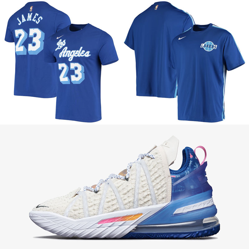 nike-lebron-18-los-angeles-by-day-shirts