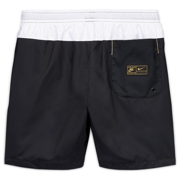 nike-metallic-woven-flow-shorts-black-white-gold-2