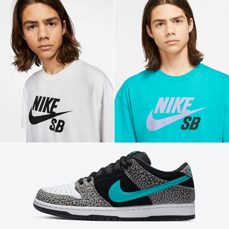 nike-sb-dunk-low-atmos-elephant-sneaker-shirts