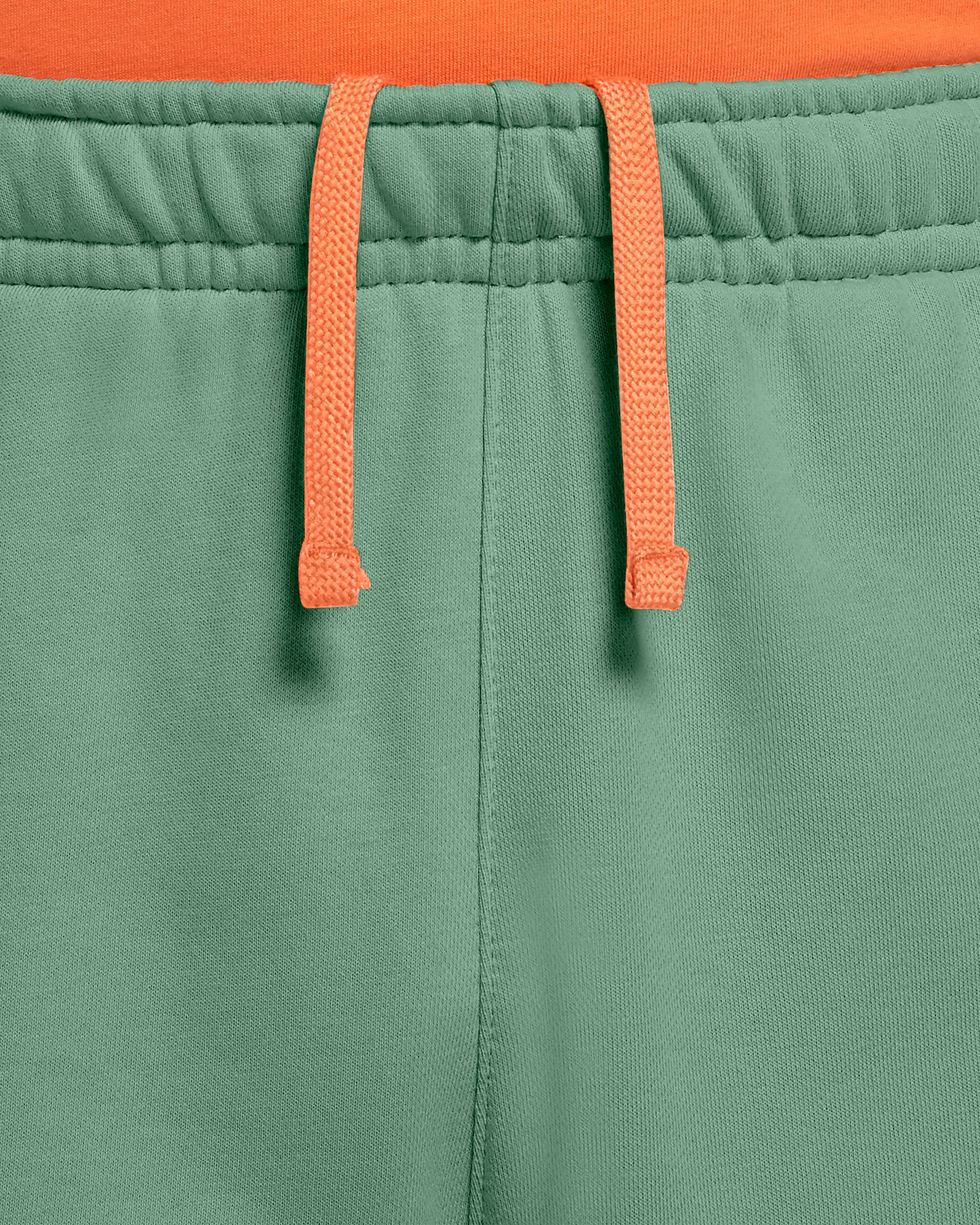 nike-sportswear-be-kind-green-orange-shorts-3