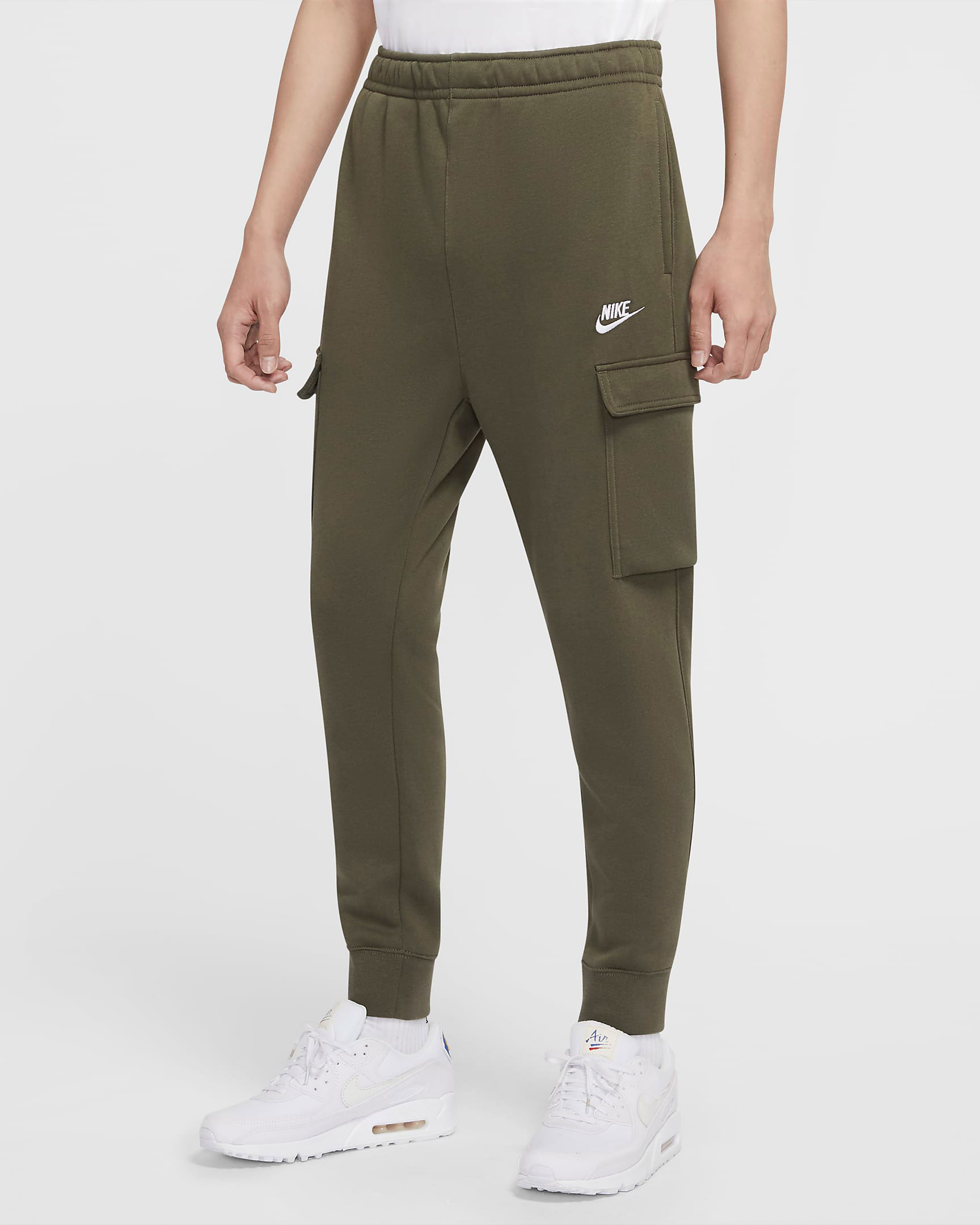 nike-sportswear-club-fleece-cargo-pants-twilight-marsh-olive-green