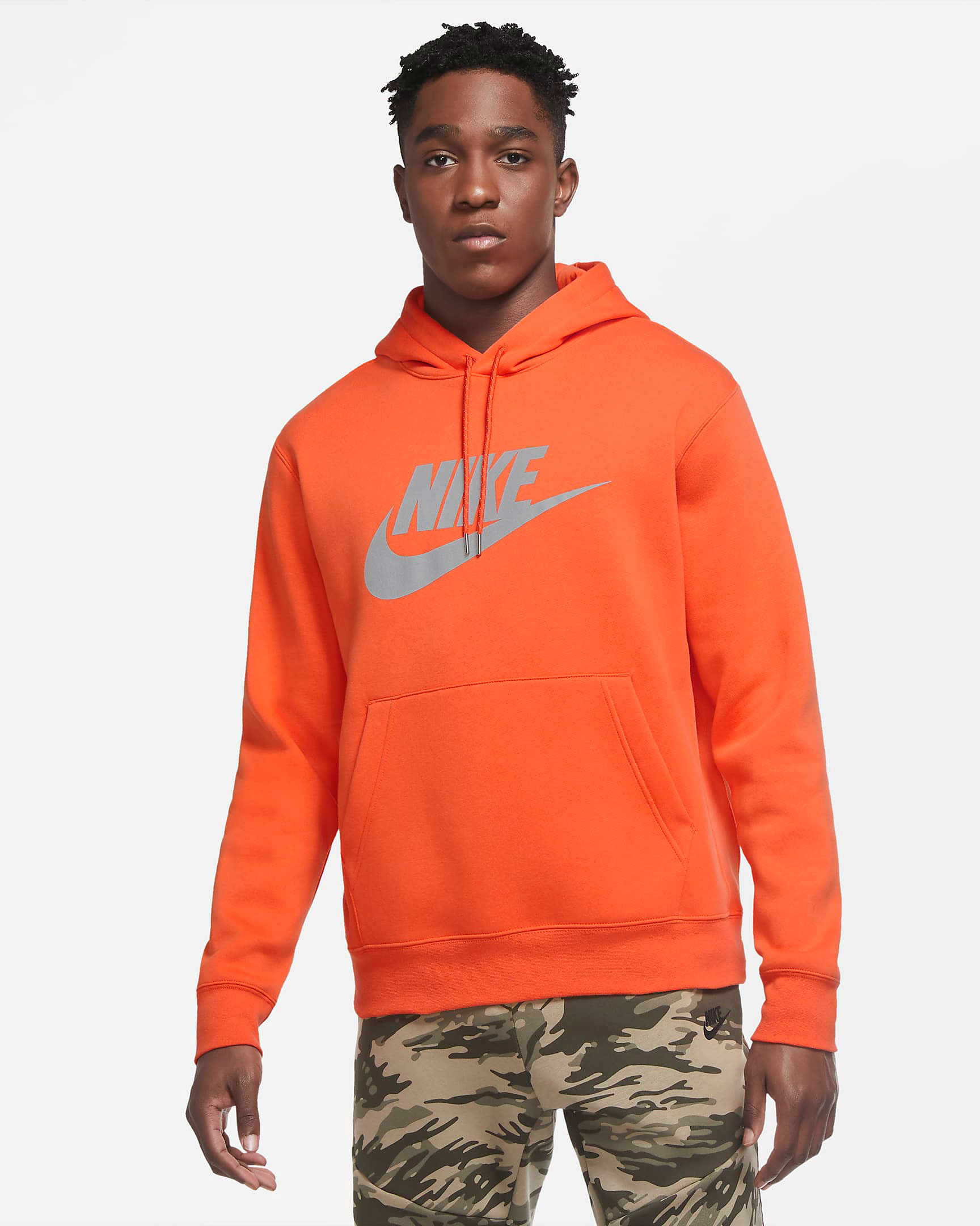 nike-sportswear-club-fleece-orange-reflective-hoodie