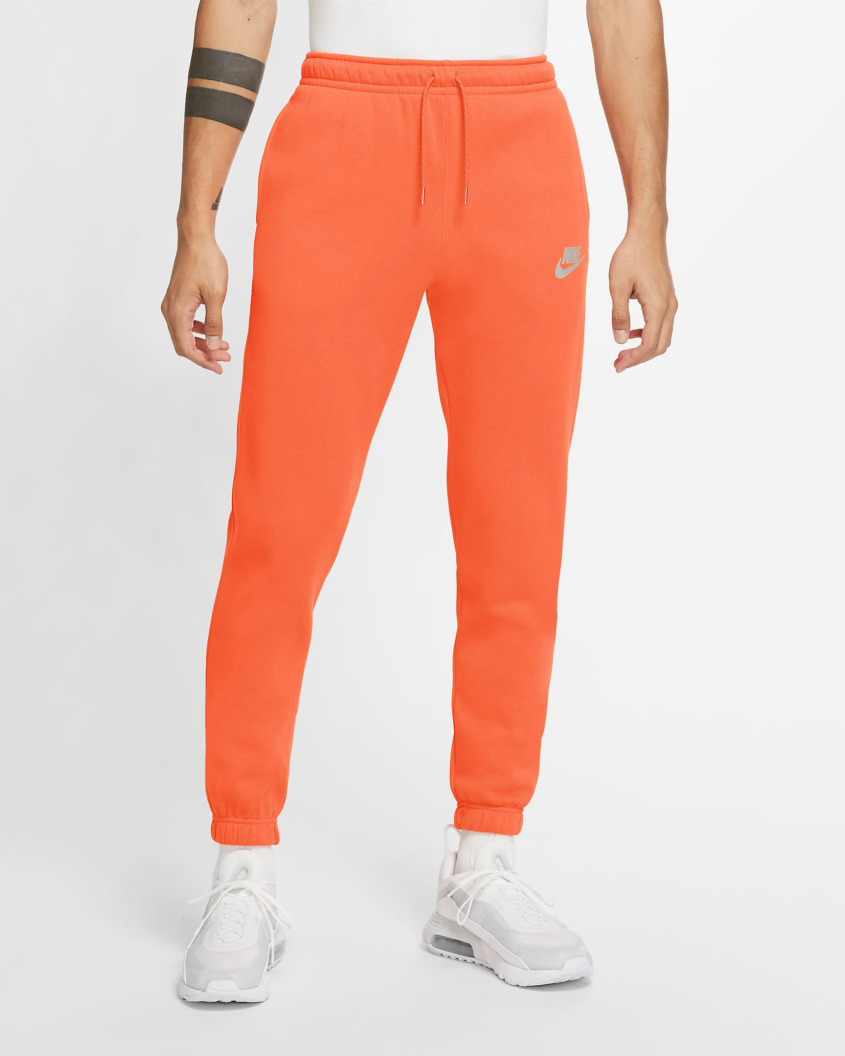 nike-sportswear-club-fleece-orange-reflective-jogger-pants