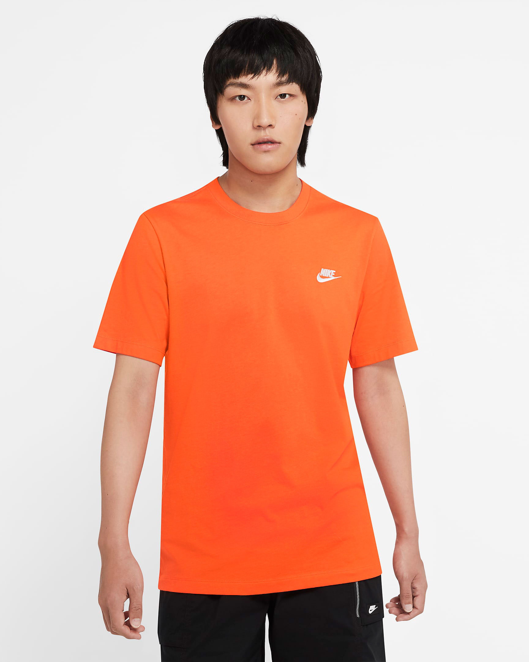 nike-sportswear-club-orange-shirt