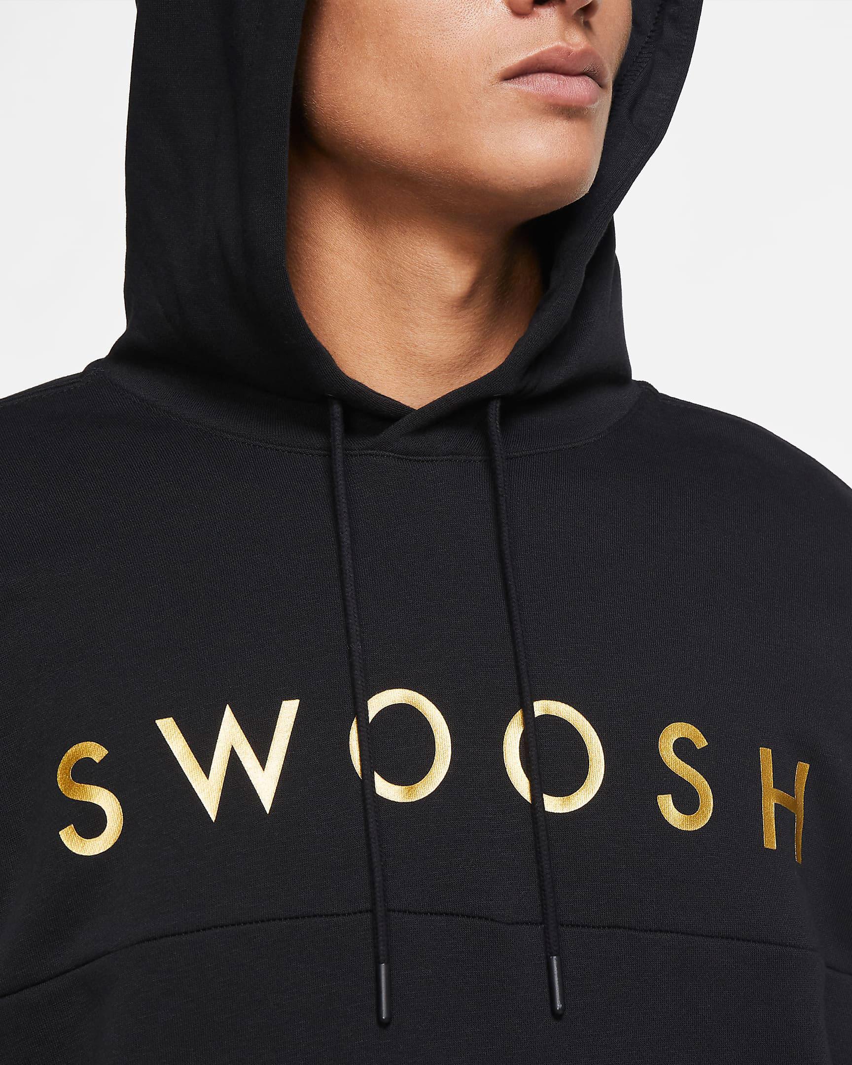 nike-sportswear-swoosh-hoodie-black-metallic-gold-3