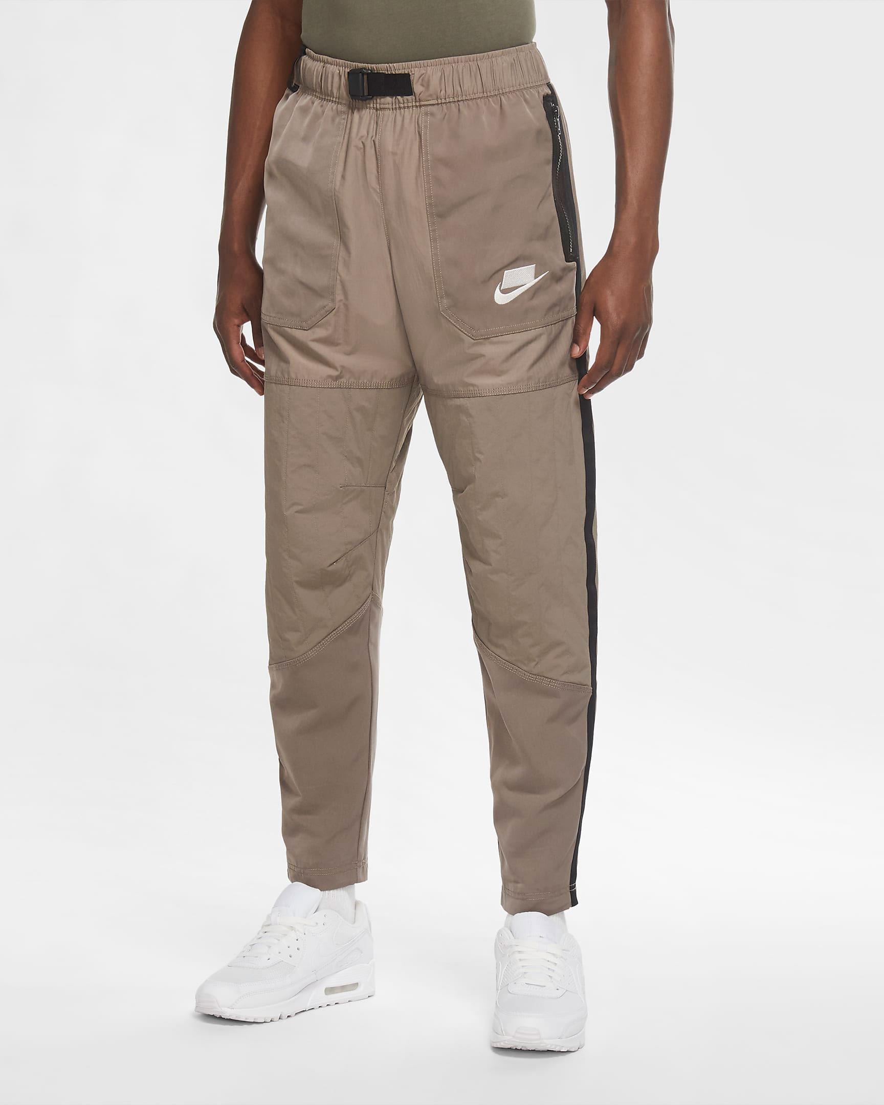 nike-sportswear-woven-pants-olive-grey-1