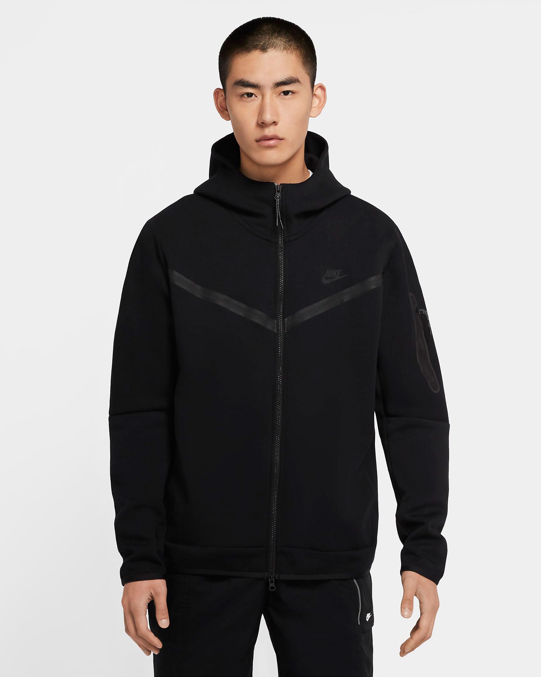 nike-tech-fleece-black-hoodie