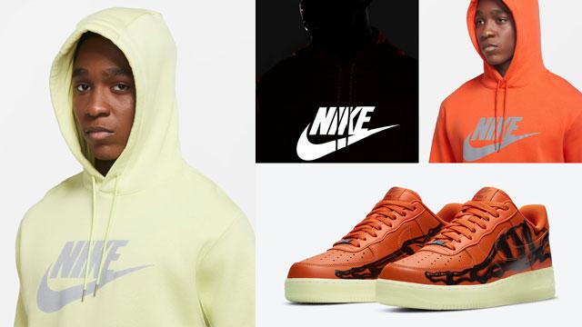 orange-skeleton-nike-air-force-1-hoodie