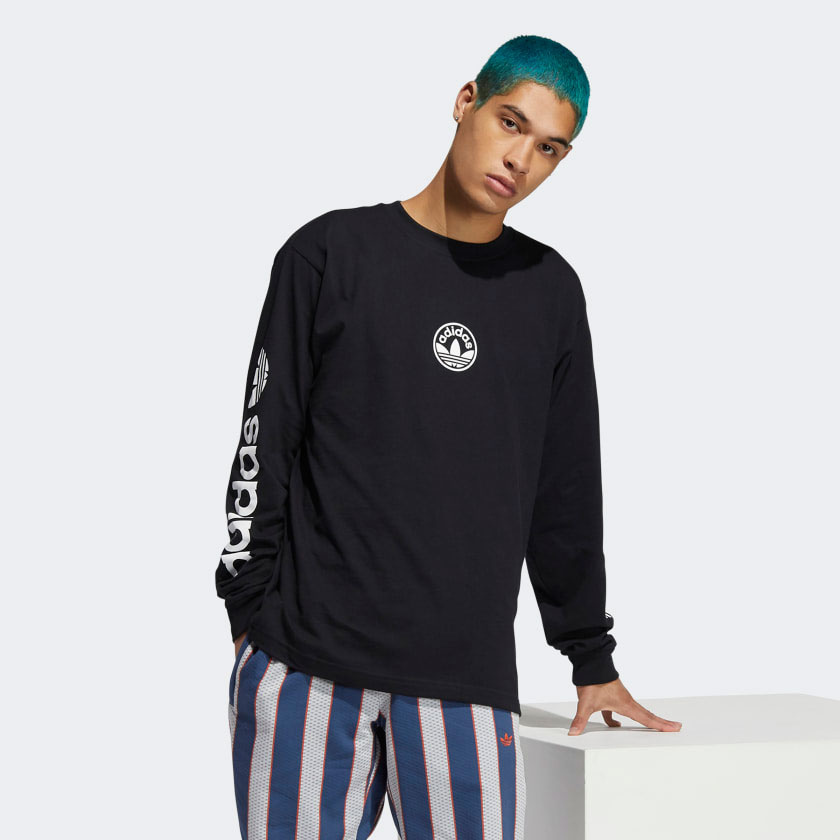 pharrell-adidas-nmd-hu-black-white-long-sleeve-shirt-match
