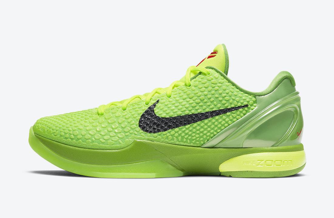 Nike-Kobe-6-Protro-Grinch-CW2190-300-Release-Date-Price