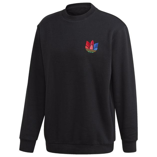 adidas-originals-3d-trefoil-black-multi-color-sweatshirt