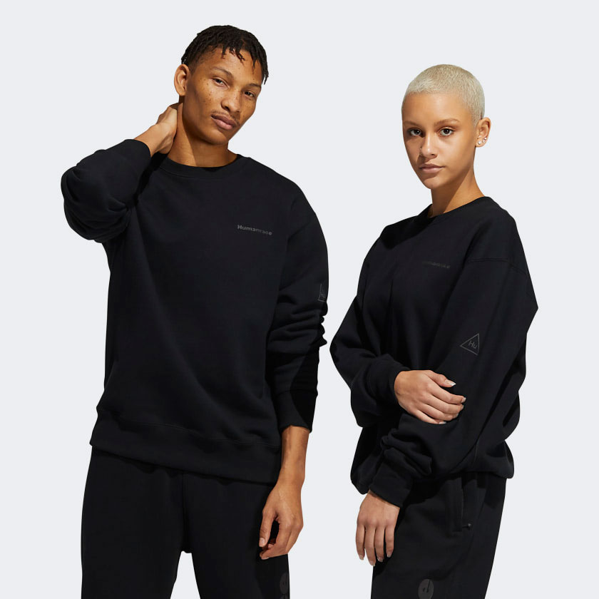 adidas-pharrell-triple-black-crew-sweatshirt