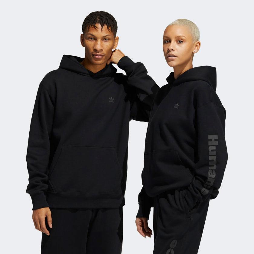 adidas-pharrell-triple-black-hoodie