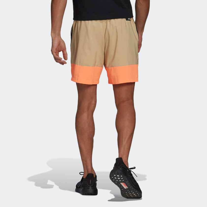 adidas-woven-3-stripes-shorts-beige-2