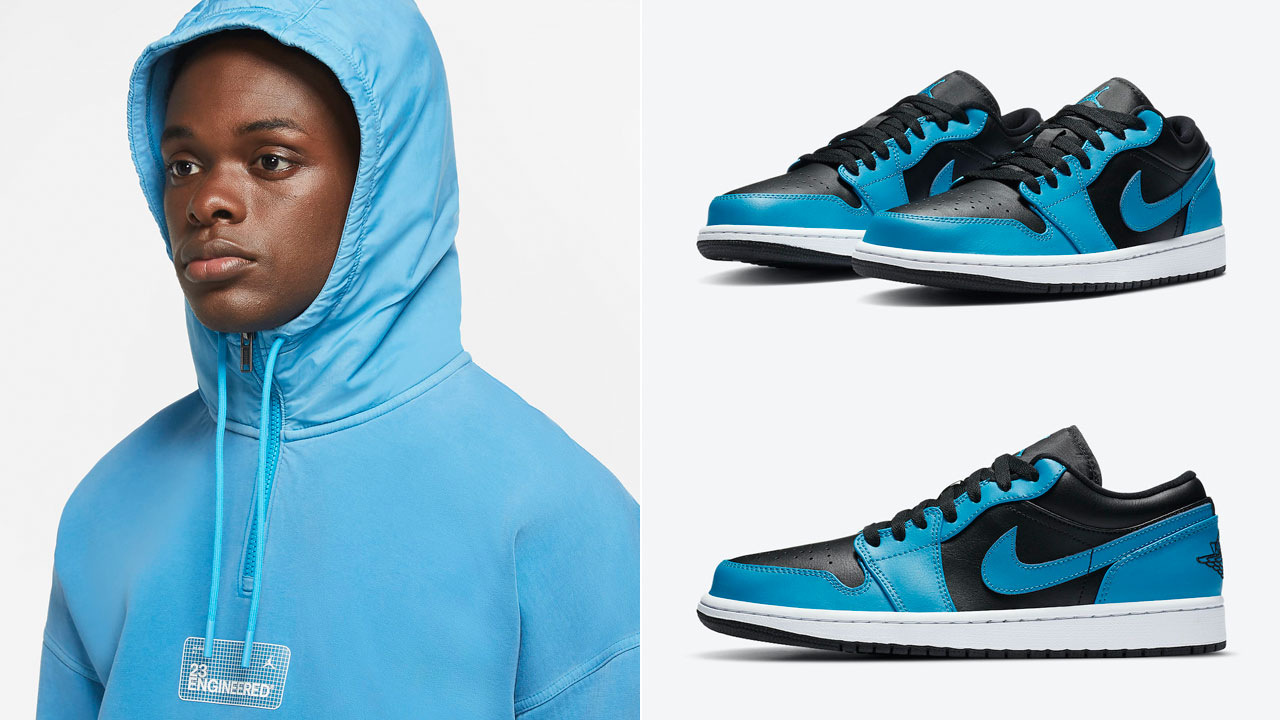 air-jordan-1-low-laser-blue-black-clothing-outfits