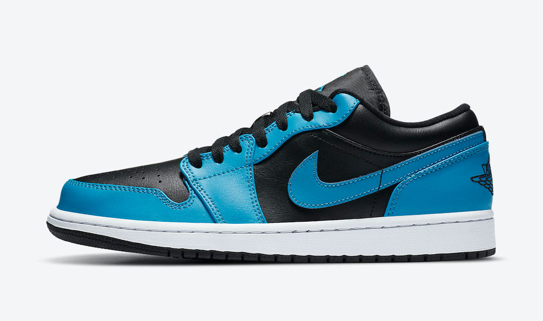 air-jordan-1-low-laser-blue-black-sneaker-clothing-match