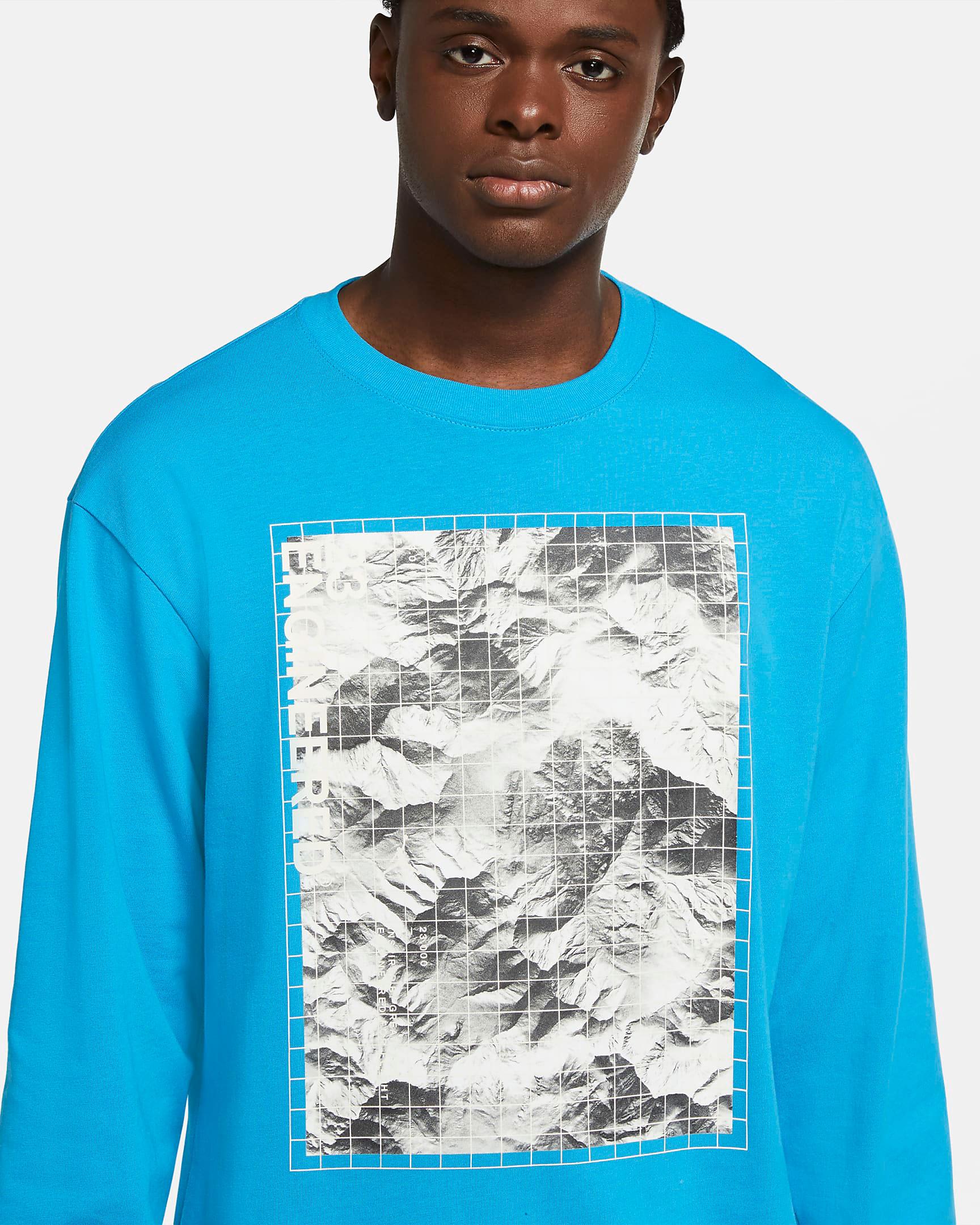 air-jordan-1-low-laser-blue-shirt-2