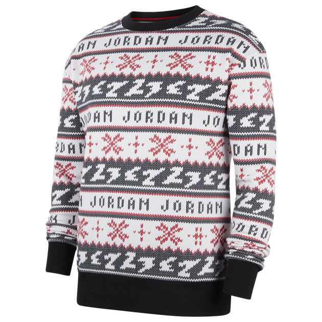 air-jordan-1-mid-banned-holiday-ugly-christmas-sweater-sweatshirt