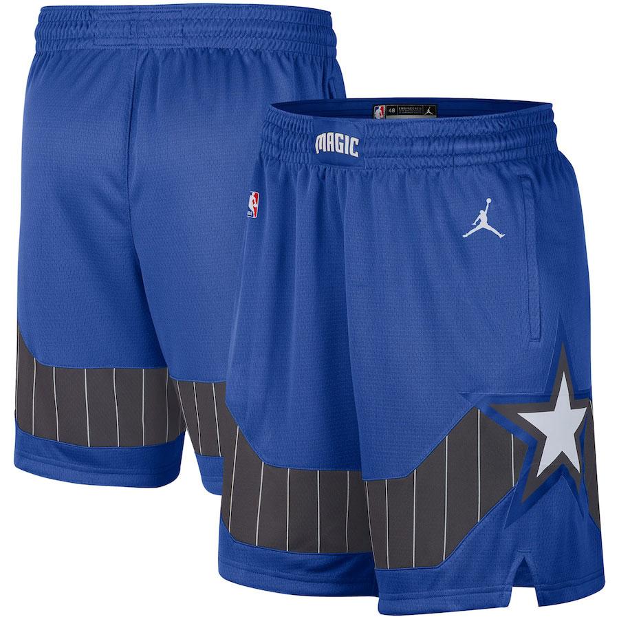 air-jordan-13-hyper-royal-orlando-magic-jordan-shorts