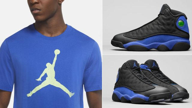air-jordan-13-hyper-royal-shirt